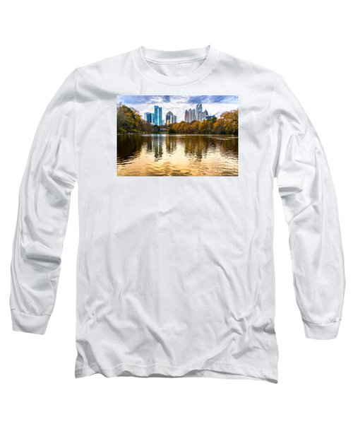Atlanta - Usa Long Sleeve T-Shirt