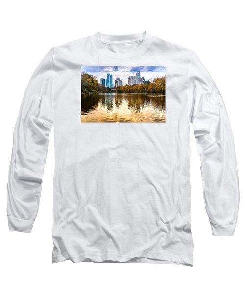 Atlanta - Usa Long Sleeve T-Shirt