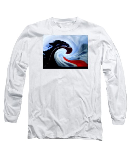 Awakening Long Sleeve T-Shirt by Mike Breau
