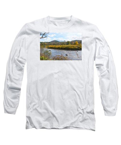 Babbling Brook Long Sleeve T-Shirt
