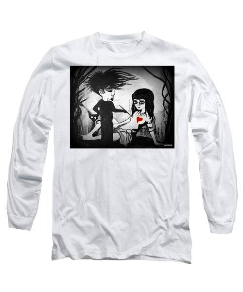 Badheart  Long Sleeve T-Shirt