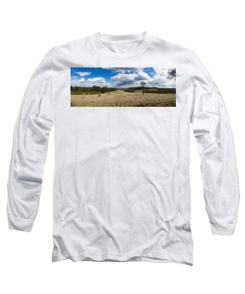 Badraer Schweiz, Kyffhaeuser Long Sleeve T-Shirt