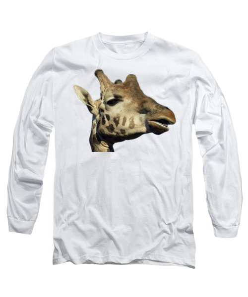 Baringo Giraffe Long Sleeve T-Shirt