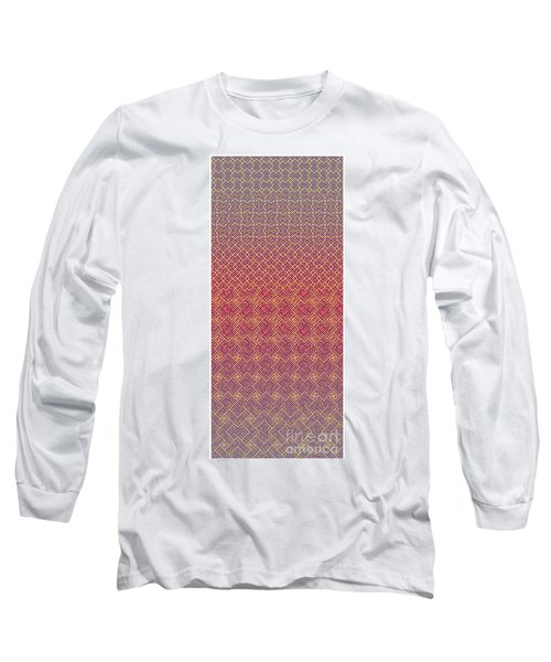 Bibi Khanum Ds Patterns No.5 Long Sleeve T-Shirt