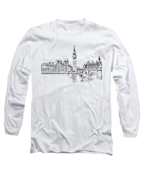 Big Ben Long Sleeve T-Shirt by ISAW Gallery