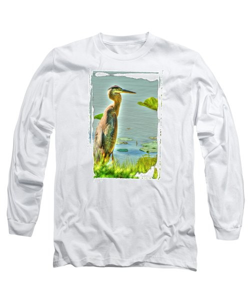 Big Bird Long Sleeve T-Shirt
