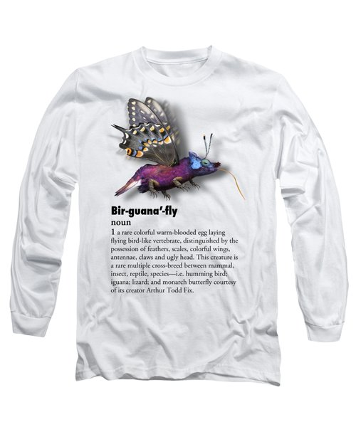 Birguanafly Long Sleeve T-Shirt