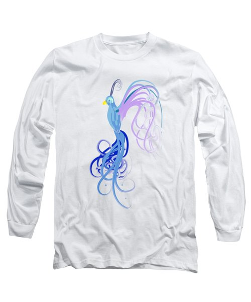 Blu Long Sleeve T-Shirt