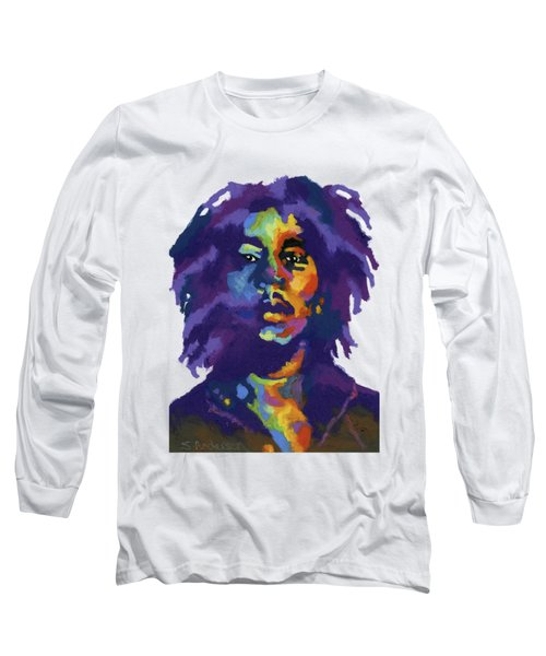 Bob Marley-for T-shirt Long Sleeve T-Shirt