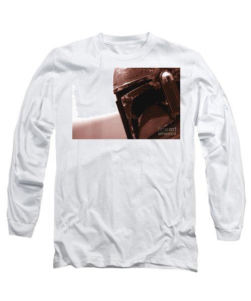 Boba Fett Helmet 32 Long Sleeve T-Shirt