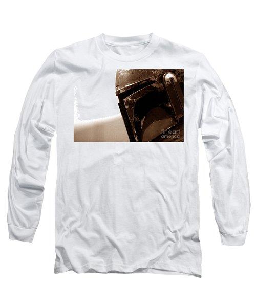Boba Fett Helmet 33 Long Sleeve T-Shirt