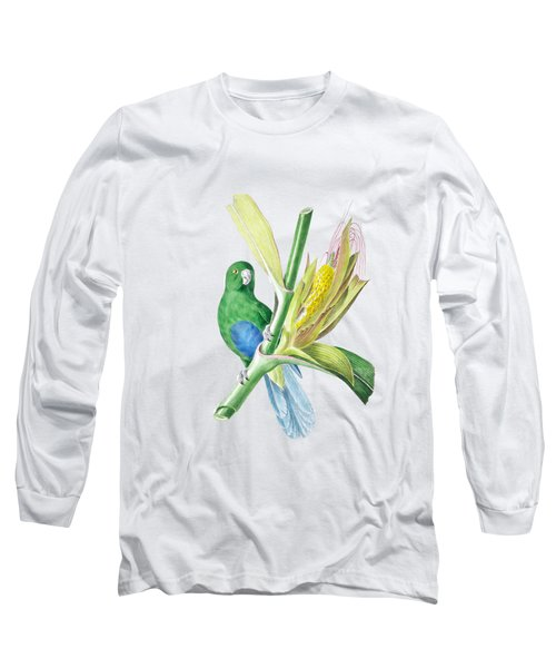 Brazilian Parrot Long Sleeve T-Shirt by Philip Ralley