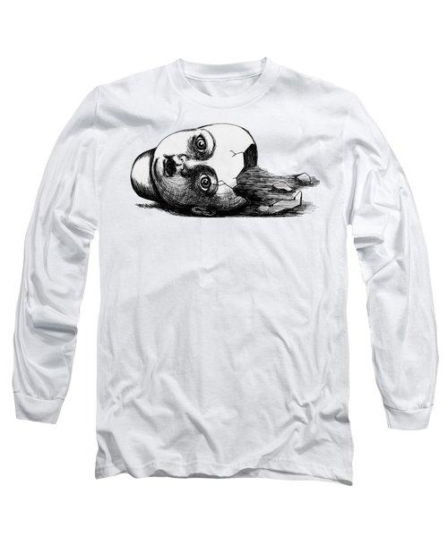 Broken Doll Long Sleeve T-Shirt