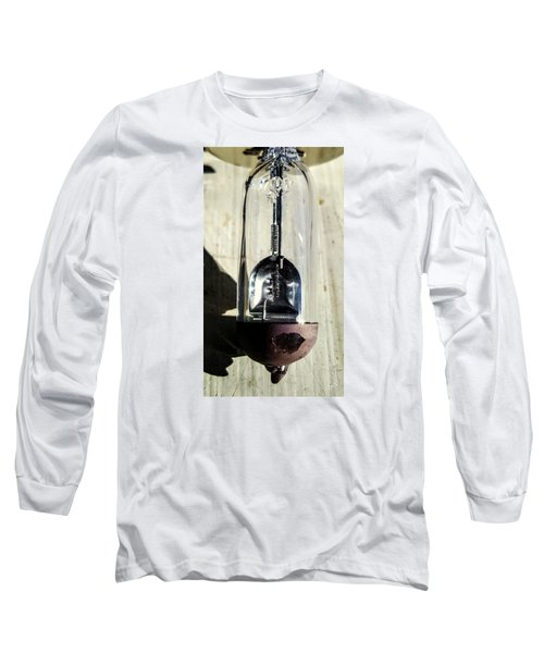 Long Sleeve T-Shirt featuring the photograph Burnt Out by Bruce Carpenter