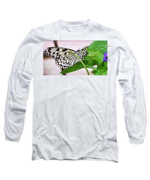 Paper Kite Butterfly No. 1 Long Sleeve T-Shirt