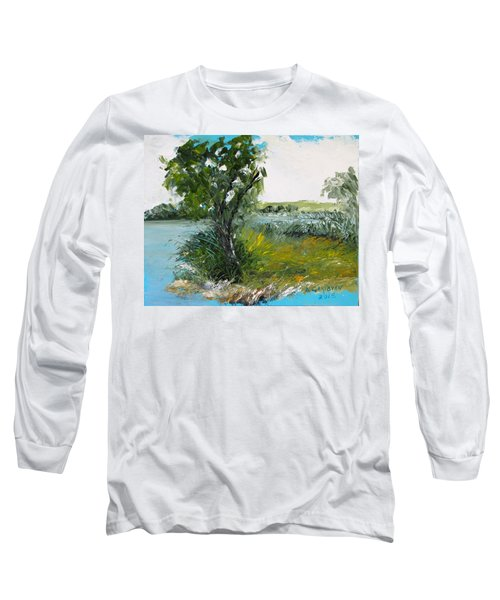 By The Snake River Long Sleeve T-Shirt