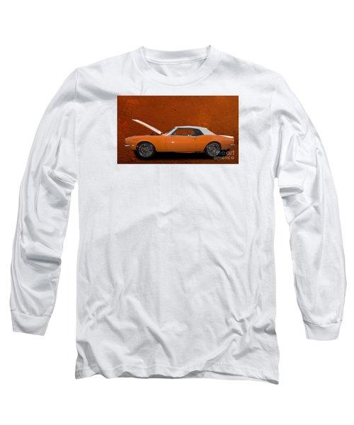 Camero Long Sleeve T-Shirt by Jim  Hatch
