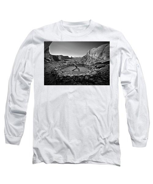 Canyonlands Kiva Long Sleeve T-Shirt