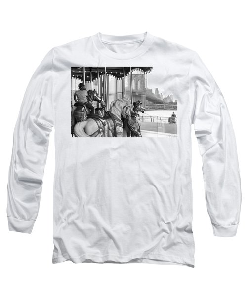Carrousel Nyc Long Sleeve T-Shirt