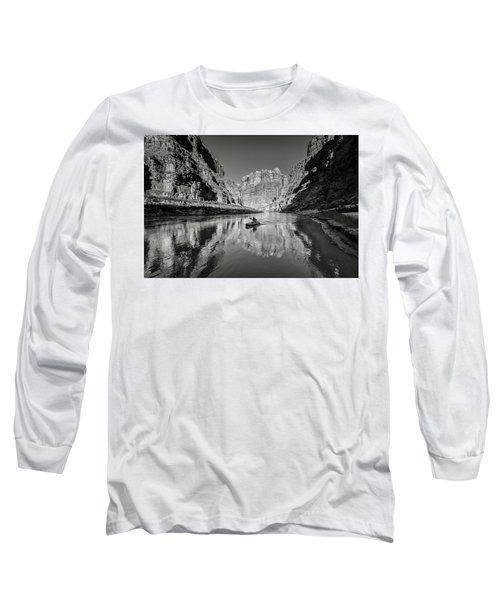 Cataract Canyon Long Sleeve T-Shirt