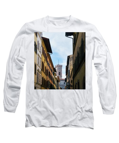 Cattedrale Di Santa Maria Del Fiore, Florence Long Sleeve T-Shirt