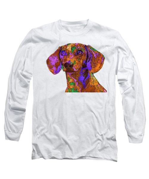 Chloe. Pet Series Long Sleeve T-Shirt