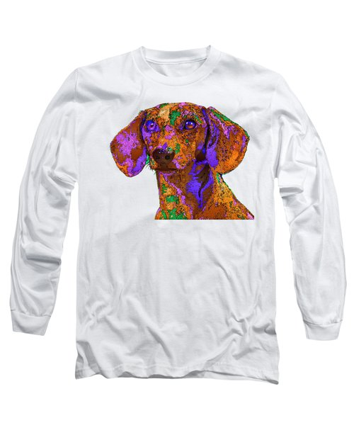 Chloe. Pet Series Long Sleeve T-Shirt