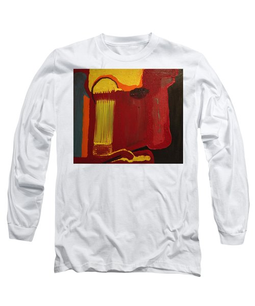 Christ's Profile Long Sleeve T-Shirt
