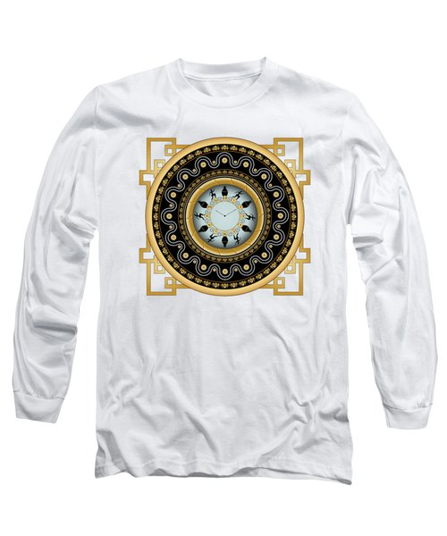 Circularium No 2653 Long Sleeve T-Shirt