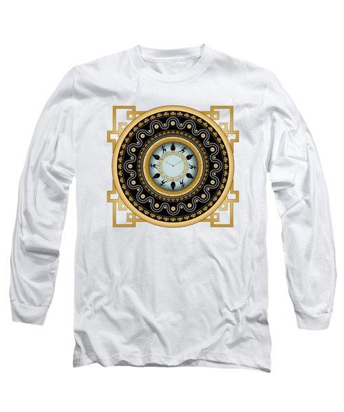 Circularium No 2653 Long Sleeve T-Shirt