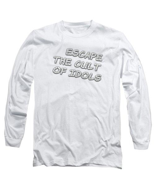 1 Corinthians Chapter 10 Next Long Sleeve T-Shirt