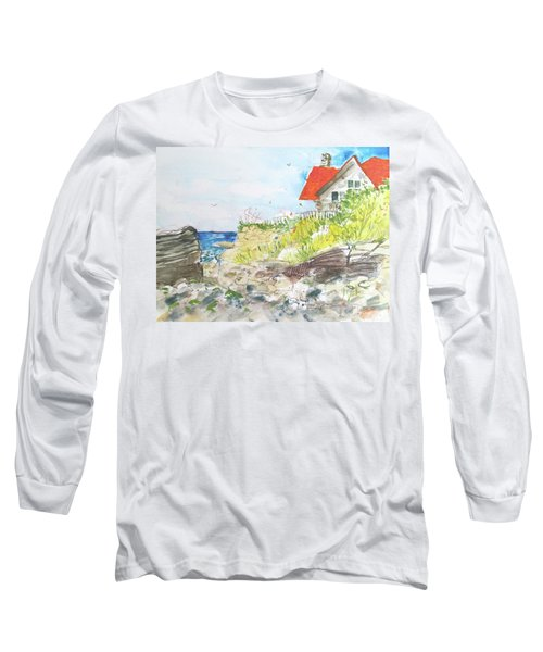 Cornfield Point Old Saybrook Long Sleeve T-Shirt