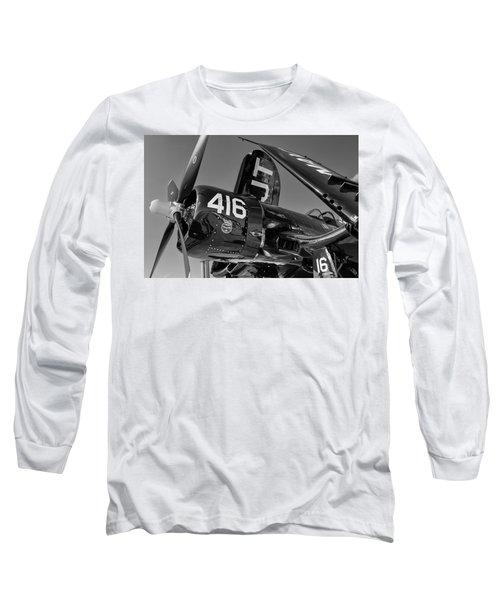 Corsair's Nose Long Sleeve T-Shirt