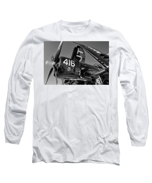 Corsair's Nose Long Sleeve T-Shirt