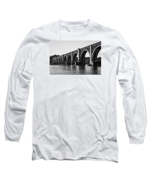 Csx A-line Bridge Long Sleeve T-Shirt