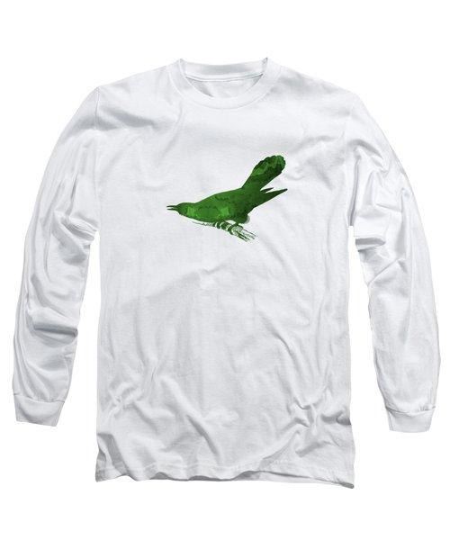 Cuckoo Long Sleeve T-Shirt by Mordax Furittus