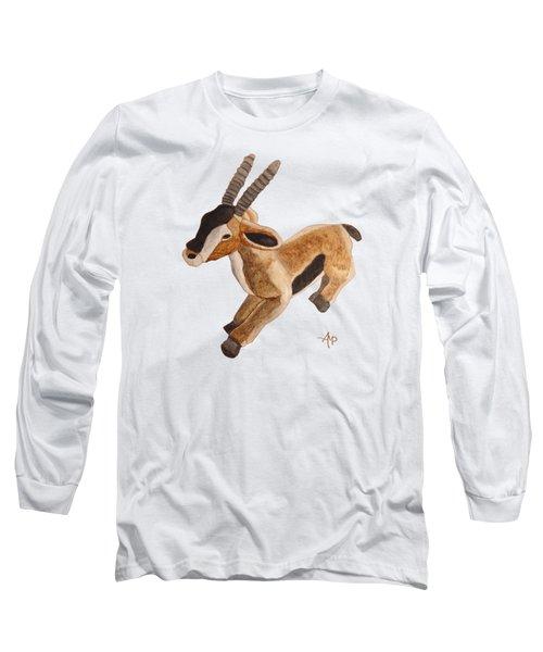 Cuddly Gazelle Long Sleeve T-Shirt