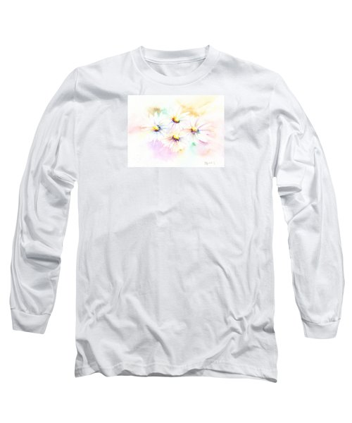Daisy Long Sleeve T-Shirt by Elizabeth Lock