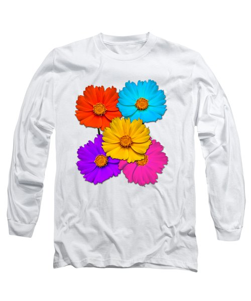 Daisy Pop Long Sleeve T-Shirt