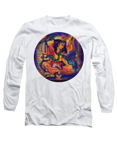 Dancing Shiva Long Sleeve T-Shirt