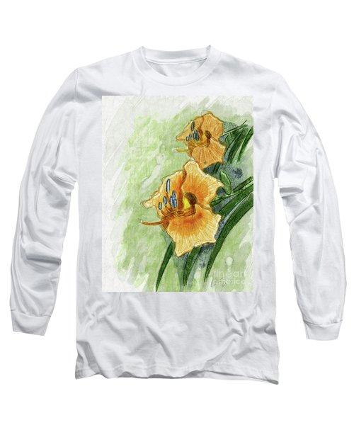 Daylily #2 Long Sleeve T-Shirt