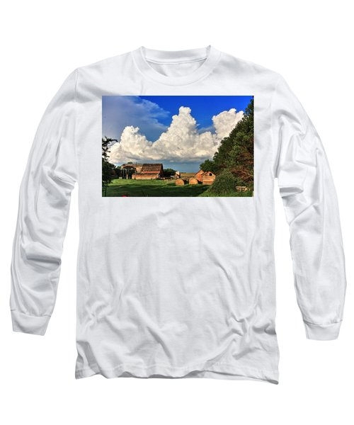 Farm Yard Long Sleeve T-Shirt