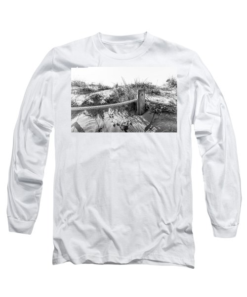 Fence Post. Long Sleeve T-Shirt