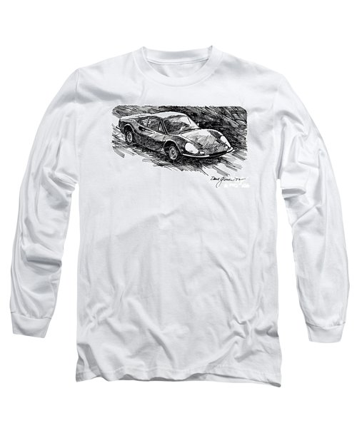Ferrari Dino Long Sleeve T-Shirt