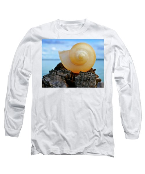Long Sleeve T-Shirt featuring the photograph Fibonacci by Skip Hunt