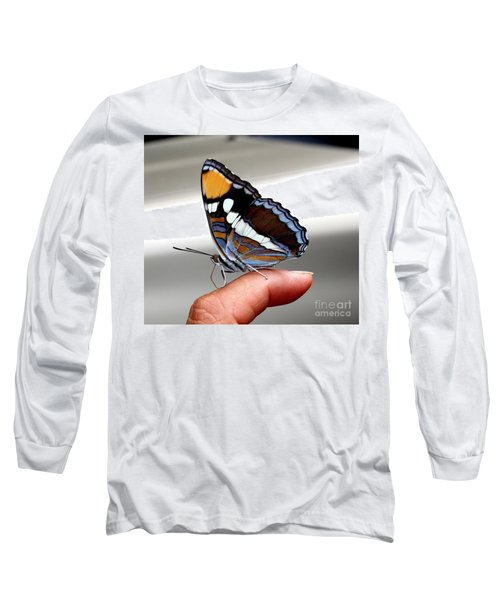 Finger Blessing Long Sleeve T-Shirt