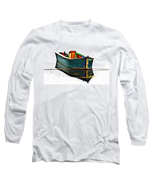 Floating Long Sleeve T-Shirt