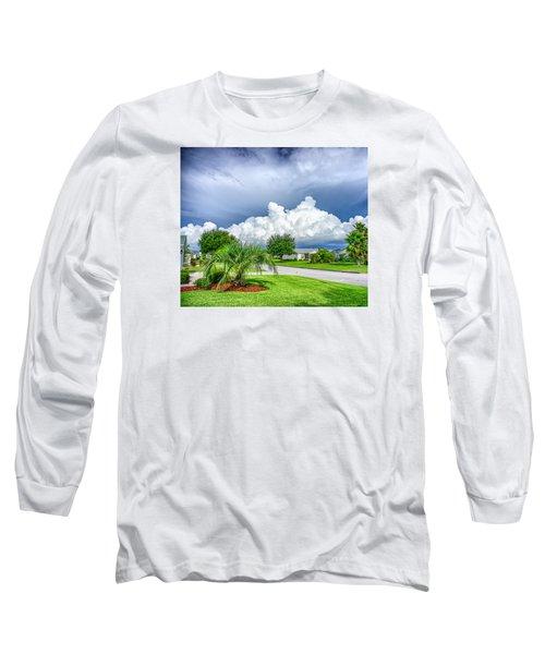 Florida Sky Long Sleeve T-Shirt