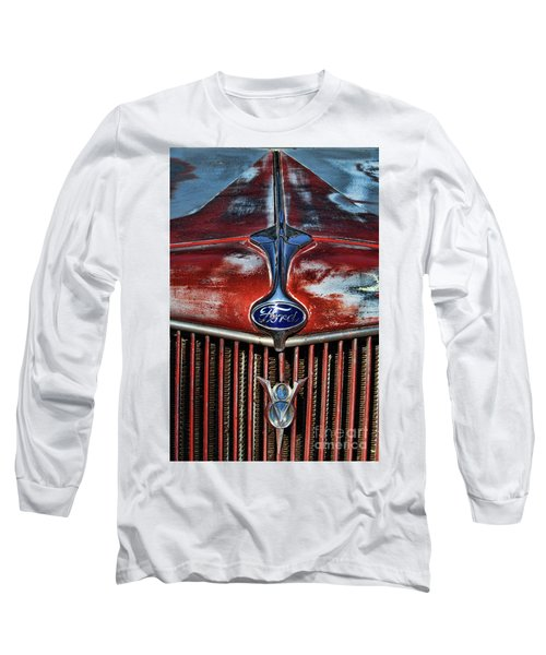 Ford V8 Long Sleeve T-Shirt