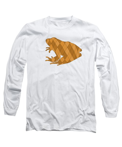 Frog Long Sleeve T-Shirt by Mordax Furittus